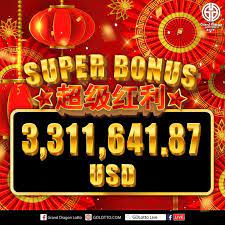 gd lotto  best promotion in Malaysia right now many credits registration
